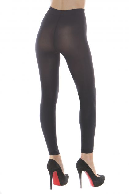 PINK LEGGINGS 140 DEN EMANA NERO