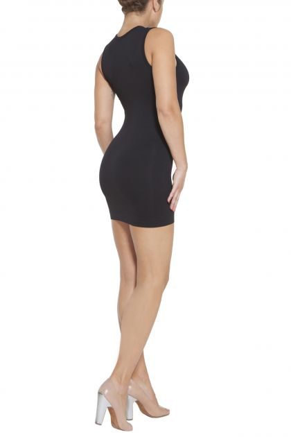 MINI DRESS EMANA NERO