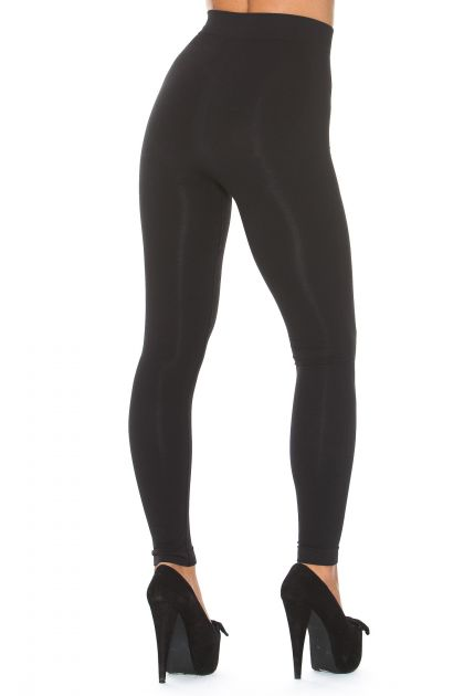 LEGGINGS SUPER UP EMANA NERO