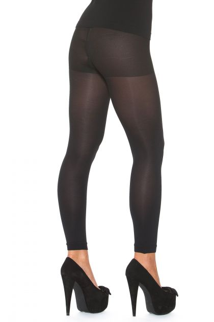LEGGINGS PUSH UP 70 DEN EMANA NERO