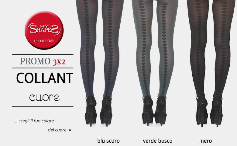 Look at of the new promo: 3×2 tights! 😍