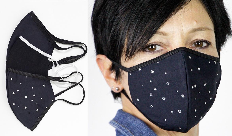 Mascherine sì, ma con stile! Scopri le mask protettive in Emana®