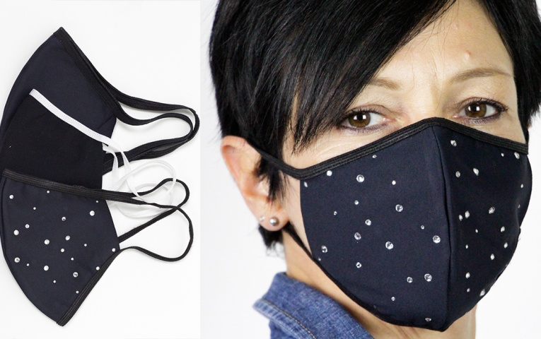 Masks yes, but with style! Discover the protective masks in Emana®