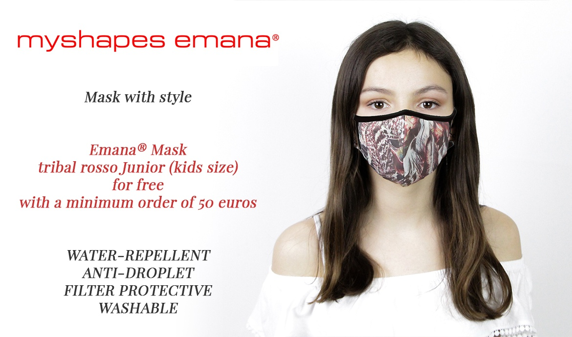 DO YOU WANT TO RECEIVE A GIFT JUNIOR MASK? …FIND HOW!