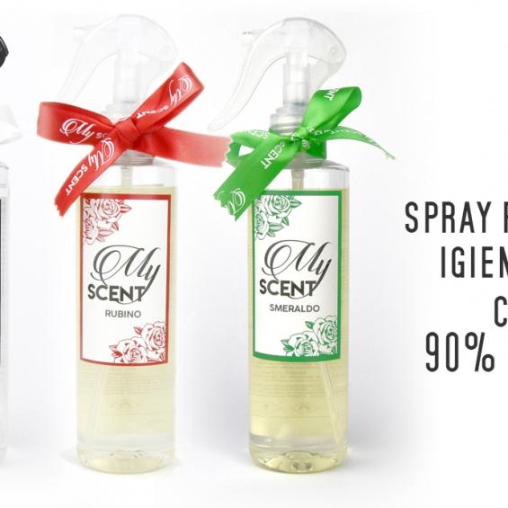 Igienizza e profuma la tua casa!