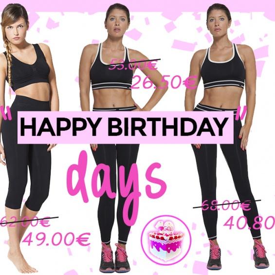 """""""Happy Birthday"""" DAYS!"""