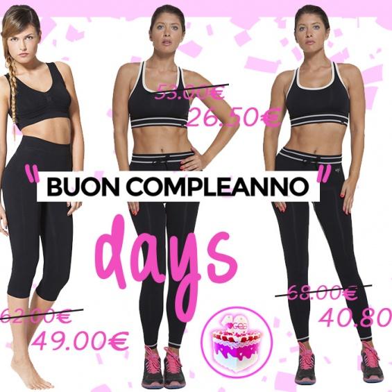 """BUON COMPLEANNO"" DAYS!"
