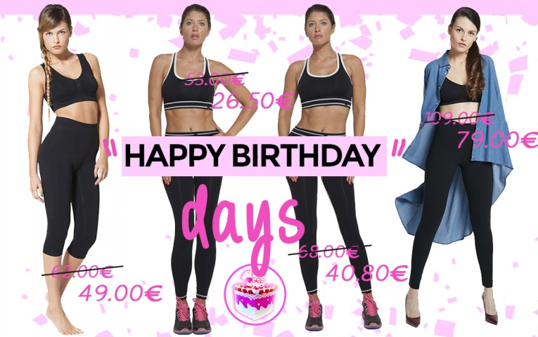 "The promos of the ""HAPPY BIRTHDAY DAYS"" continue, find out more🤩"
