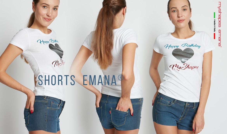 SHORTS EMANA DENIM: the new item of the summer!