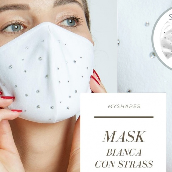 NOVITA': set di mascherine coordinate MAMMA-FIGLIA💖 imperdibili!